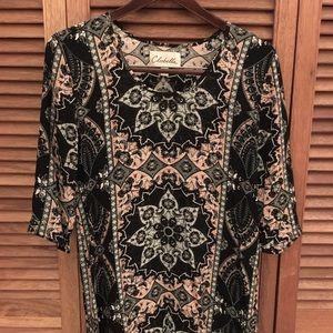 EUC Cleobella shirt dress size S